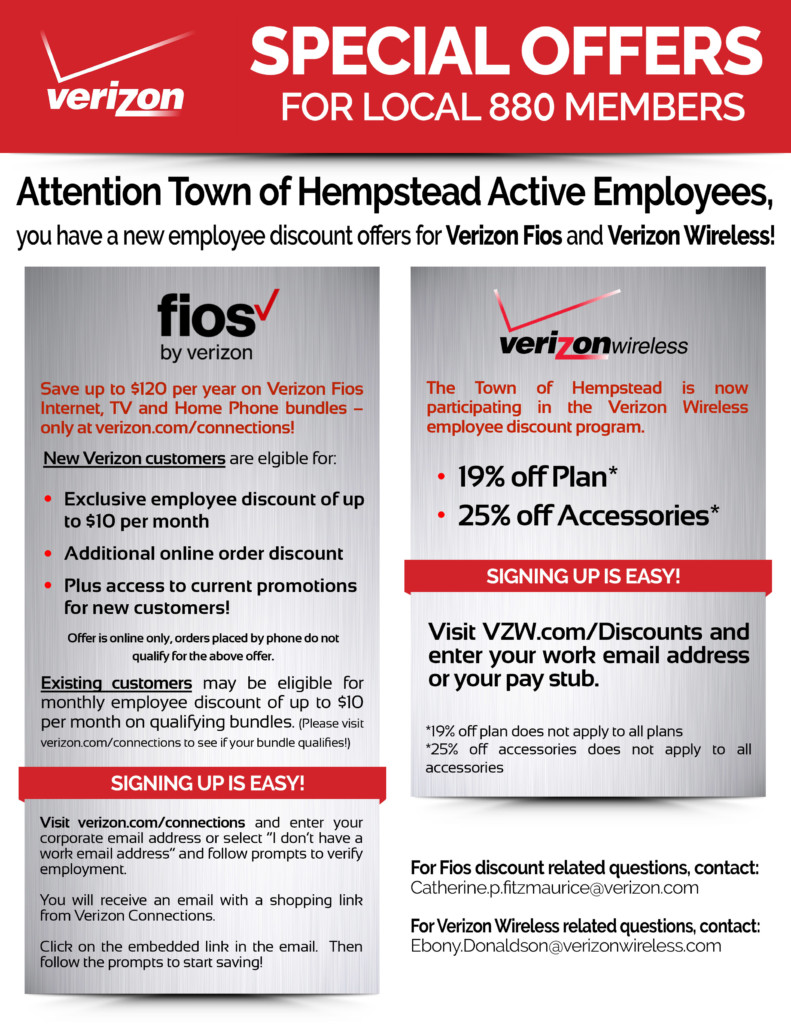 Where to Get a Verizon Fios Promotion Code Verizon Fios coupons and special incentives exist for both existing and new customers. If you're not a Verizon Fios customer, talk to them about special discounts and introductory offers for your cable and internet.
